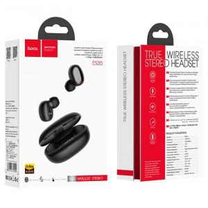 Bluetooth наушники Hoco ES35 черные
