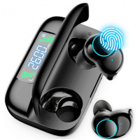 Bluetooth наушники Onikuma T3 Plus TWS черные