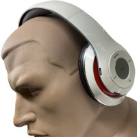 Bluetooth наушники WUW R53 белые