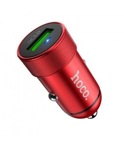 АЗУ Hoco Z32 (3.0A, 1USB + Quick Charge 3.0)