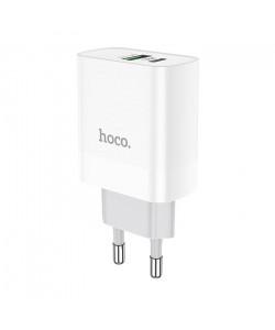 Сетевое зарядное устройство Hoco C80A PD+QC3.0 3A 20W