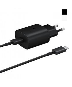 Сетевое зарядное устройство USB-C Samsung Note 10 PD QC3.0