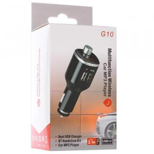 FM Модулятор G10 – 2 USB + Bluetooth