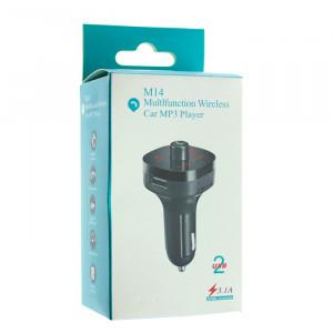 FM Модулятор M14 – 2 USB + Bluetooth