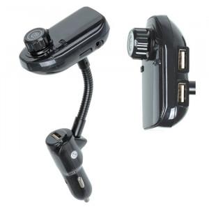 FM Модулятор M18 – 3 USB + AUX + Bluetooth