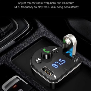 FM Модулятор XO BCC01 – 2 USB + Bluetooth