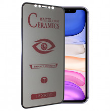 Матовое стекло iPhone 11 – Ceramics