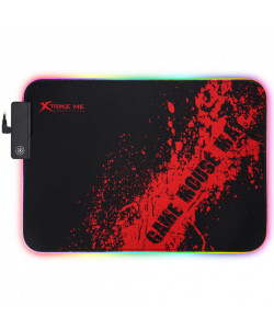 Коврик для мыши Xtrike MP602 (25 х 35 см) RGB - подсведка