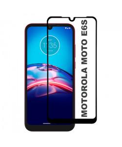 3D Стекло Motorola Moto E6s – Full Glue (полный клей)