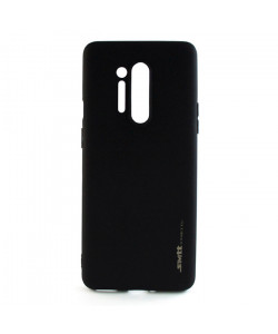 Чехол силиконовый OnePlus 8 Pro – Smtt (Черный)