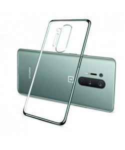 Чехол силиконовый OnePlus 8 Pro – Smtt (Прозрачный)