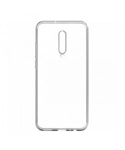 Чехол силиконовый OnePlus 8 – Smtt (Прозрачный)