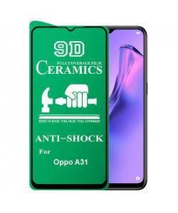 9D Стекло Oppo A31 – Ceramics