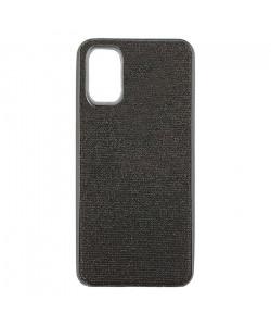 Цветной чехол Oppo A52 – Shine (Черный)