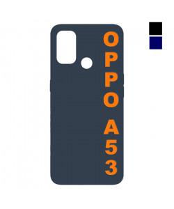 Чехол Oppo A53 Silicone Case Full Nano