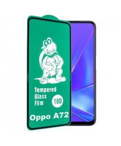 18D Стекло Oppo A72 – (C Защитой По Периметру)