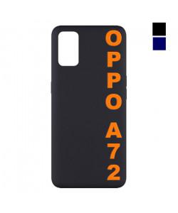 Чехол Oppo A72 Silicone Case Full Nano