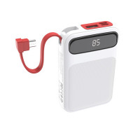 Power bank Hoco J40 10000 mAh – Micro USB + LED