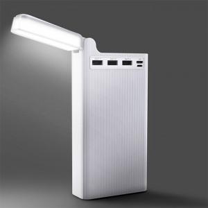 Power bank Hoco J62 30000 mAh – Лампа