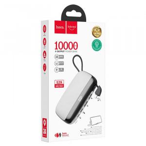 Power bank Hoco S29 10000 mAh + LED