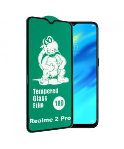 18D Стекло Realme 2 Pro – (C Защитой По Периметру)