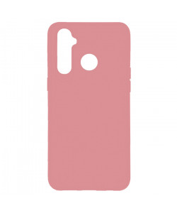 Силиконовый Чехол Realme 5 Pro – Full Cover (Розовый)