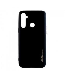 Чехол силиконовый Realme 5 Pro – Smtt (Черный)