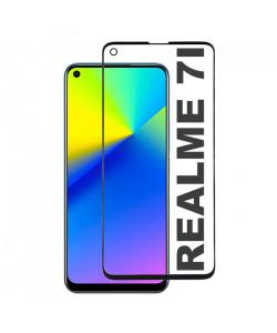 3D Стекло Realme 7i – Full Glue (полный клей)