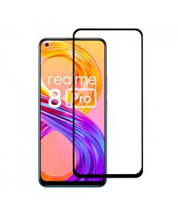 5D Защитное Стекло Realme 8 Pro