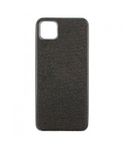 Цветной чехол Realme C11 – Shine (Черный)