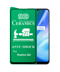 9D Стекло Realme Q2i – Ceramics