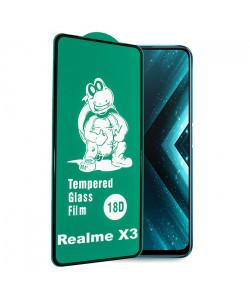 18D Стекло Realme X3 – (C Защитой По Периметру)