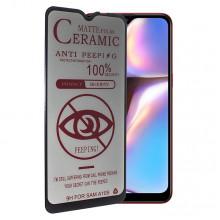 Матовое стекло Samsung Galaxy A10s – Ceramics