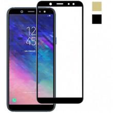 5D Стекло Samsung A6 2018 – Скругленные края