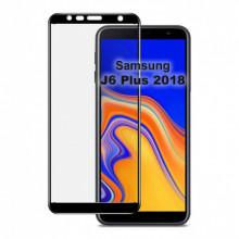 5D Стекло Samsung J6 Plus 2018 – Скругленные края