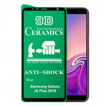 9D Стекло Samsung Galaxy J6 Plus 2018 – Ceramics