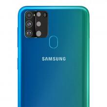 3D Стекло для камеры Samsung Galaxy M30S – Черное
