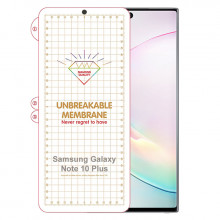 Защитная Пленка Samsung Galaxy Note 10 Plus – Противоударная