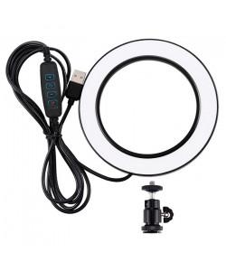 Кольцевая лампа LiveStream 16см – без держателя