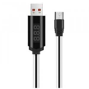 USB Кабель Hoco U29 – LED Экран (1 м)