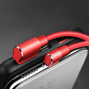 USB Кабель HOCO U37 – Угловой (1,2 м)