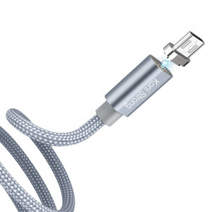 USB Кабель Micro USB Koni KS10i – Магнитный (1,2 м)