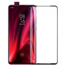 5D Стекло Xiaomi Redmi K20 – Скругленные края