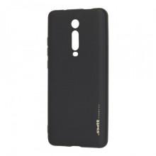 Чехол силиконовый SMTT Xiaomi Mi 9T черный