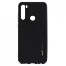 Чехол силиконовый SMTT Xiaomi Redmi Note 8T черный