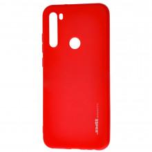 Чехол силиконовый SMTT Xiaomi Redmi Note 8T – Красный