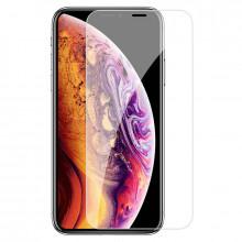 3D Стекло для iPhone 11 Pro Max ( С ультрафиолетовым клеем )