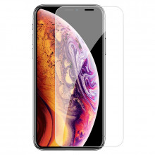 3D Стекло для iPhone X ( С ультрафиолетовым клеем )