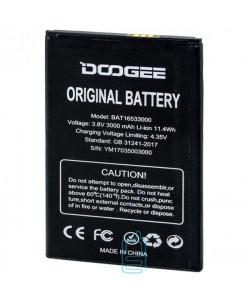 Аккумулятор Doogee BAT16533000 3000 mAh X9, X9 Pro AAAA/Original тех.пакет