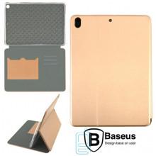 Чехол-книжка Baseus Premium Edge Samsung Tab S3 9.7 T820 золотистый